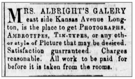The Longton Weekly Ledger Sat, Jan 3, 1874