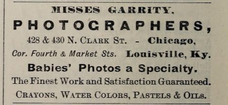 from the Business Directory of Chicago, 1886