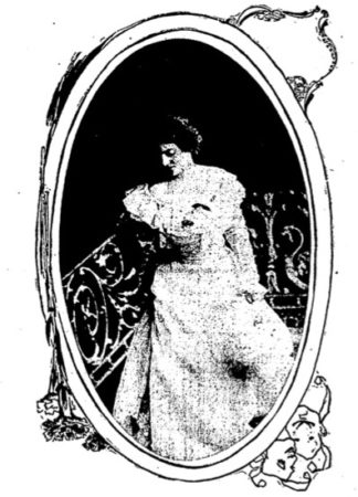 Mrs. B.B. Chase, Denver Post, September 1904