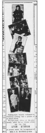 The Democrat newspaper, Clay Center Kansas, December 20, 1912
