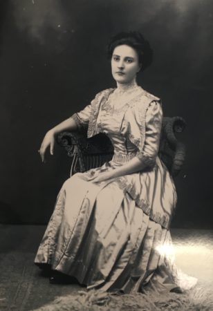Photo of Myrtle Shane (courtesy Spencer Library, KU, KU-RH-PH-500:2.16)