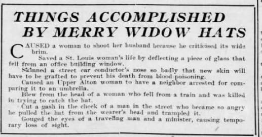 St Louis DIspatch, May 5, 1908 (sidebar)