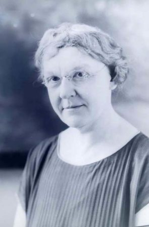 Margaret Snodgrass, 1930s (photo courtesy Snodrass-Stanton Collection, Robert E. Smylie Archives, COI)